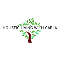 Tree Logo for Holistic Living with Carla
