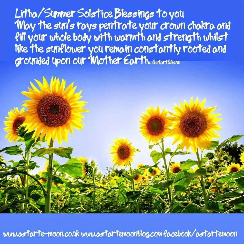 Litha/Summer Solstice Chan