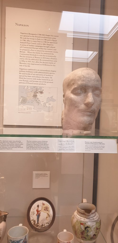 British Museum Napoleon Death Mask