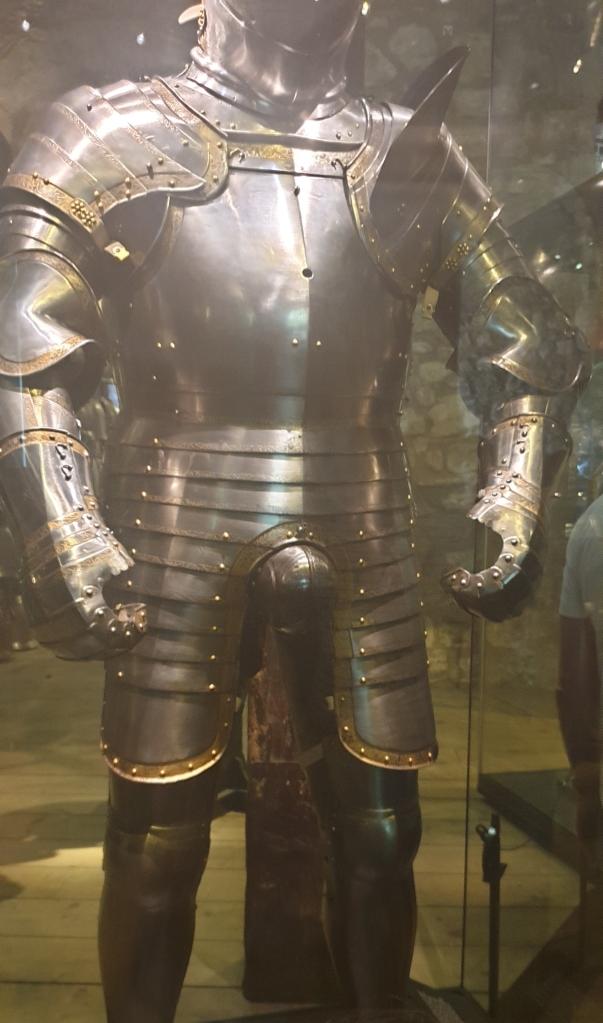 Henry VIII Armour